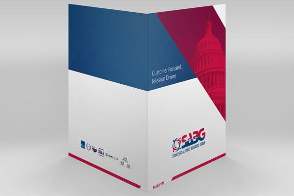 Folder | Graphic and Web Design in Alexandria VA: Six Half